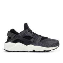 Mujer Air HUARACHE RUN PRM Negras, sail, dark Gris - 683818-013