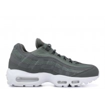 AIR MAX 95 PREMIUM SE river rock, Blancas, team Naranjas - 924478-002