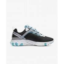 React Element 55 SE Negras/Wolf Gris/Teal Nebula/Pure Platinum - BV1507-001