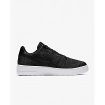 Air Force 1 Flyknit 2.0 Negras/Blancas/Anthracite - CI0051-001