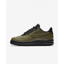 Nike Lunar Force 1 Low Duckboot - Olive Canvas - AA1125-301