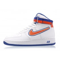 Nike Air Force 1 High Sport Knicks Blancas | AV3938-100