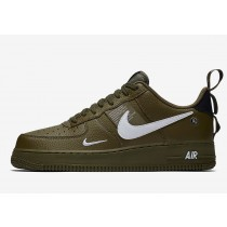 Air Force 1 Low Utility Olive Canvas - AJ7747-300