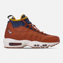 Nike Air Max 95 Zapatos Oscuro Russet 806809-204