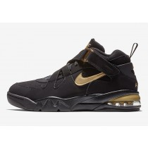 Nike Air Force Max CB Negras Metallic Oro AJ7922-001