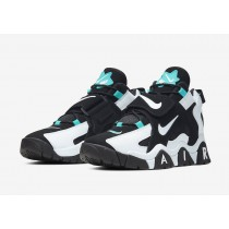Nike Air Barrage Mid Negras Blancas Cabana AT7847-001