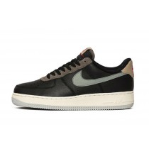 Nike Air Force 1 Negras Mica Verdes Ridgerock BV0322-002