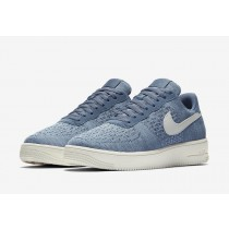 Nike Air Force 1 Flyknit 2.0 Ocean Fog CI0051-400