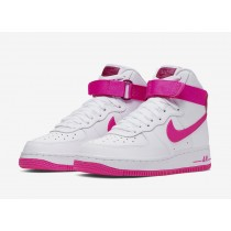 Nike Air Force 1 High Blancas True Berry Laser Fuchsia 334031-110