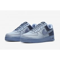 Nike Air Force 1 Low Premium Denim Ashen Slate Diffused Azules CI1116-400