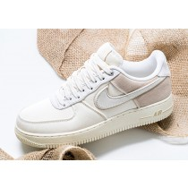 Nike Air Force 1 PRM Pale Ivory CI1116-100