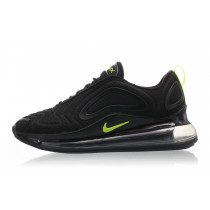 Nike Air Max 720 Negras Volt Anthracite CD7626-001