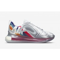 Nike Air Max 720 Wolf Gris Rojas Orbit AR9293-011
