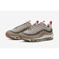 Nike Air Max 97 Moon Particle Bright Crimson 312834-205