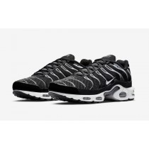 Nike Air Max Plus Negras Reflect Plata 852630-038