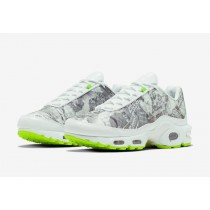 Nike Air Max Plus LX Blancas Electric Verdes BQ4803-100