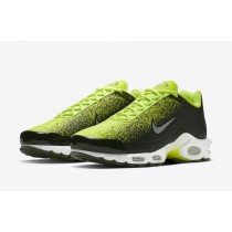 Nike Air Max Plus TN SE Volt Metallic Plata Negras CI7701-700