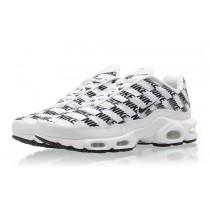 Nike Air Max Plus Blancas Negras CJ5331-100