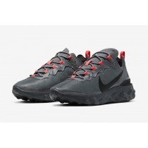 Nike React Element 55 Oscuro Gris CQ4809-001