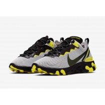 Nike React Element 55 Dynamic Amarillas CK1686-001