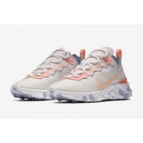 Nike React Element 55 Pale Rosas Washed Coral BQ2728-601
