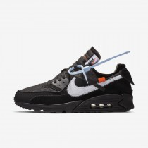 Off-White Nike Air Max 90 Negras AA7293-001