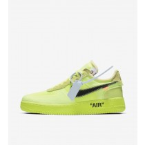 Air Force 1 Low Off-White Volt - AO4606-700
