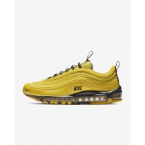 Nike Air Max 97 Bright Citron/Negras/Negras AV8368-700