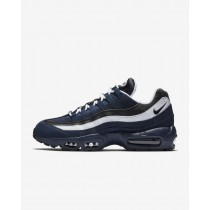 Nike Air Max 95 Essential Midnight Armada/Blancas/Negras 749766-408