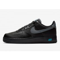 Air Force 1 Low Negras Azules Fury Cool Gris - BV1278-001