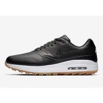 Nike Golf Zapatillas - Air Max 1 G - Negras 2019 AQ0863-001