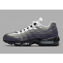 Nike Air Max 95 Negras/Anthracite-Granite-Blancas AT2865-003