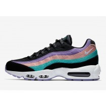 "Nike Air Max 95 ""Have A Day"" Negras BQ9131-001"
