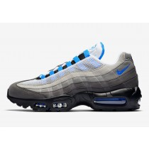 Nike Air Max 95 Blancas/Crystal Azules AT8696-100