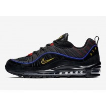Nike Air Max 98 Negras CD1537-001