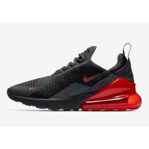 Air Max 270 Safari Off Negras Habanero Rojas - BQ6525-001