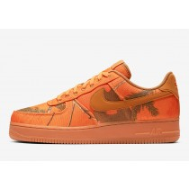 Nike x Realtree Air Force 1 '07 LV8 3 Camo Pack - Naranjas AO2441-800