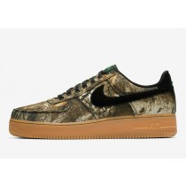 "Nike Air Force 1 Low ""Realtree"" Negras/Negras AO2441-001"
