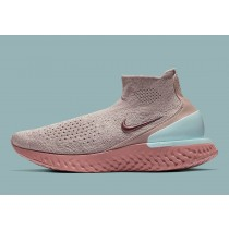 Nike Rise React Flyknit Diffused Taupe Mujer - AV5553-226