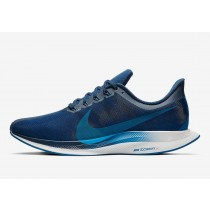 AJ4114-400 Nike Zoom Pegasus 35 Turbo Indigo Force Photo Azules