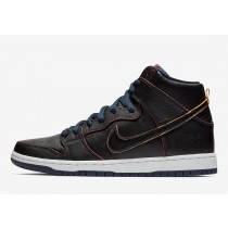 Nike SB Dunk High NBA Cavs - BQ6392-001
