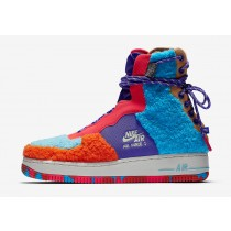 Nike Air Force 1 Rebel XX Sherpa CQ7518-571