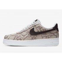 "Nike Air Force 1 Premium ""Snakeskin"" BQ4424-100"