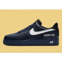 Nike Air Force 1 Low Gore-Tex Oscuro Armada Azules CK2630-400