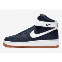 Nike Air Force 1 High Obsidian AT7653-400
