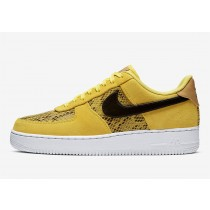 "Nike Air Force 1 ""Snakeskin"" Amarillas BQ4424-700"