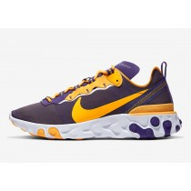 "NFL x Nike React Element 55 ""Minnesota Vikings"" CK4897-500"