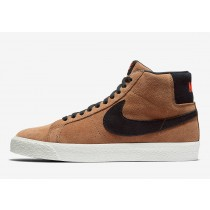 "Nike SB Blazer Mid ""Light British Tan"" 864349-202"