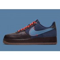 Nike Air Force 1 Low Burgundy Ash CQ6367-600