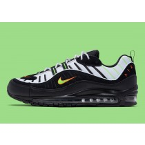 "Nike Air Max 98 ""Highlighter"" 640744-015"